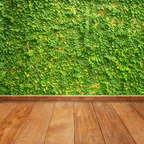 5 ideas para decorar terrazas con césped artificial - flores